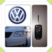 VW Caddy rezervni ključ skakavac