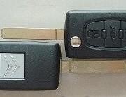 Citroen C4 rezervni ključ