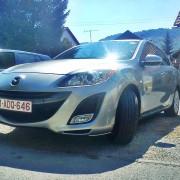 Mazda 3 Patrolline Alarm