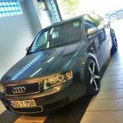 Audi A4 Patrolline Alarm