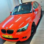 BMW E60 Patrolline Alarm