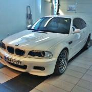 BMW M3 Excalibur Alarm