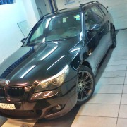 Patrolline Alarm BMW e61