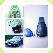 Mercedes CLS rezervni ključ