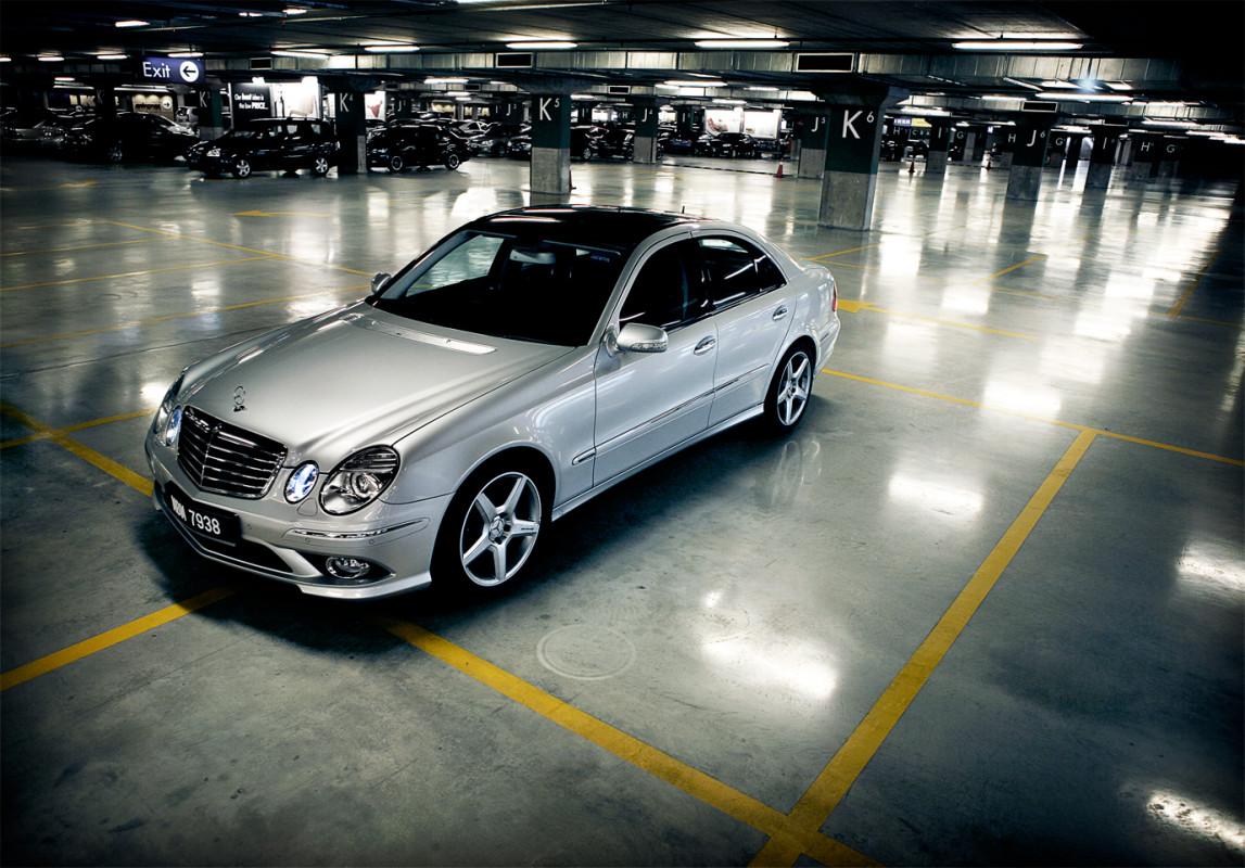 Mercedes ključevi